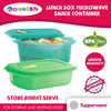 Tupperware Lunch Box Microwave Snack Container *BPA Free* Christmas Best Present/Gift/School Bag/Birthday/Teachers Day/Goodie Bag/Corporate/Conference/Company Dinner/Door gift!