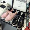 春の新型パンプス2017厚底靴 / カジュアル靴 / スニーカー レディース / 厚底スニーカー / ヒールスニーカー / スニーカー / 2種類の色は5個のサイズで選択することができます / 韓国ファッションさん靴 / 百搭ファッション女靴