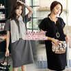 [CANMART] 3Styles Working Dress.