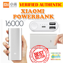 [CHEAPEST!]★100% Authentic Original Xiaomi!★SG Shop Assurance!  5000 10000mAh 16000mAh Powerbank Portable Charger iphone Samsung/xiao mi mi3 Power Bank Silicone mah Yoobao redmi