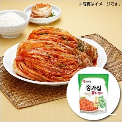 『宗家』白菜 ポギキムチ(500g)][韓国キムチ][韓国食材]の画像