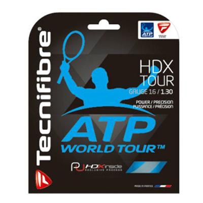 ブリヂストン (BRIDGESTONE) エイチディーエックス ツアー(ゲージ1.30mm)12m TFG708 [分類:テニス テニスガット]の画像