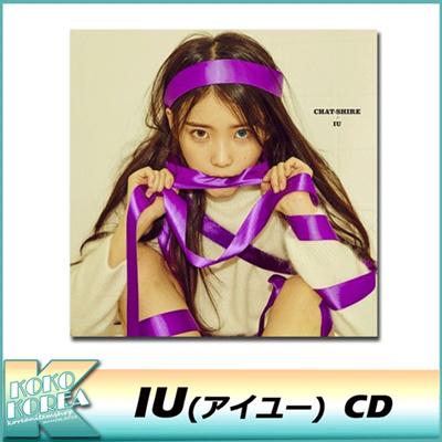 IU/4集ミニアルバム/CHAT-SHIRE/アイユ