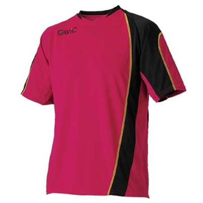 ガビック(GAVIC)GAME-SHIRTS/SGA6104RED/BLK【サッカーフットサルウェアゲームシャツユニフォーム】【GAPRS】