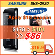 Samsung Digital Doorlock SHS-2920 (English Maueal) // Installation Service // 1 year Warranty