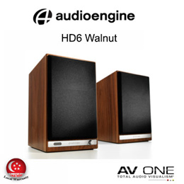 [AUDIOENGINE] HD6 / Powered Wireless Speaker  / 3 Year Local warranty from Authorized Distributor