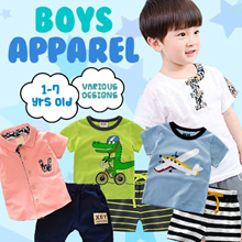 🆕1-7 yrs Boys apparel💓Smart casual💓new style💓cool💓handsome💓fast shipping