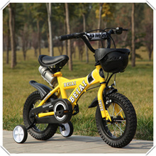 (◕‿◕) Easy DIY kids Bicycle 12 14 16 inches with training wheels more colors choice(◕‿◕)