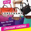 [FREE 6 Months Warranty]ORI LONGCHAMP 1512/1515 Neo(with Dust Bag Green Card Paper Bag and Receipt)