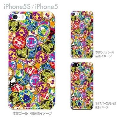 【iPhone5S】【iPhone5】【HEROGOCCO】【キャラクター】【ヒーロー】【Clear Arts】【iPhone5ケース】【カバー】【スマホケース】【クリアケース】【アート】 29-ip5s-nt0022の画像