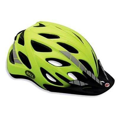ベル(BELL) MUNI/ミューニー ヘルメット 自転車 サイクリング URBAN アーバン ハイヴィスイエロー M/L 54-61 7041441 【ロード クロス サイクル バイク 通勤】の画像