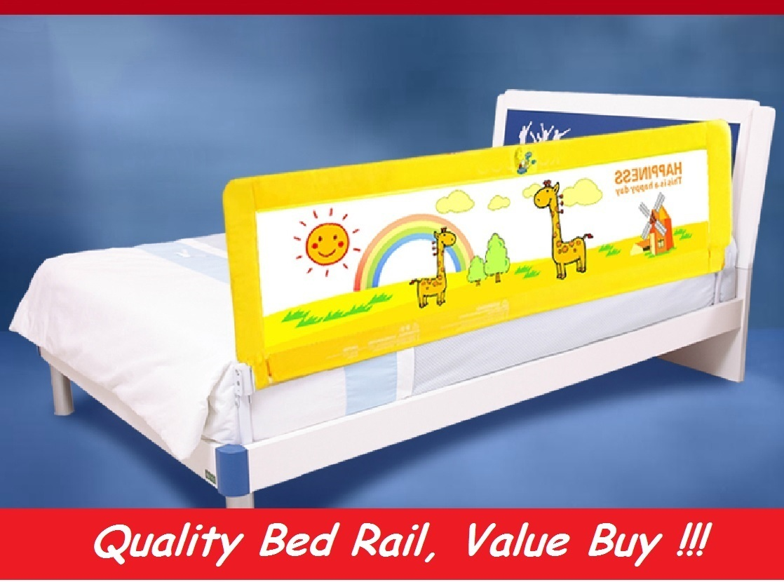 Baby bed gates - Qoo10 2017 Sale Child Bed Rail Bed Fence Baby Bed Rail Bed Fence Be Baby Maternity
