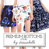[JULY NEW ARRIVALS] - SKIRT/PANT (1)] Premium Quality Clothing Work Evening - Skirts Skorts Pants Shorts - Free Normal shipping - S to XL