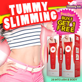 [Mothers Day Surprise: Buy 1 Get 1] Asia No.1 slimming gel 100ml★ 2B Alternative Into Arm n Body! Burn Fat! Thinner Waistline! Bikini Body!