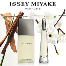 LEau dIssey Pour Homme Issey_Miyake for MEN 125ML/WOMEN EDT SPRAY 100 ML