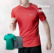 ★1DAY PRICE★TESLA HYPER DRI FIT★ !Singapore Launching TESLA! Tesla Dry fit /Tech fit /Sports wear /Short /Sleeve /Shirts /Half pants / Marathon / Running / Sports