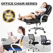 ◣OFFICE CHAIR SERIES◥ ★DIRECTOR/BOSS/CEO CHAIRS ★Household ★Steel Chrome ★Cheap ★Best Selling ★ Fast Delivery