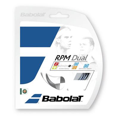 バボラ (BabolaT) RPMデュアル 125/130 BA241122 [分類:テニス テニスガット]の画像