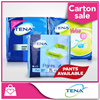[Use Coupon For Discount] ★Carton Sales★ Tena VALUE / PANTS PLUS Adult Diapers (available in all sizes)