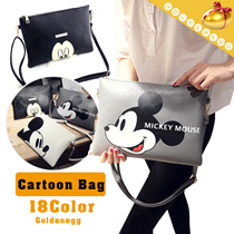 ◆Cute Cartoon Design PU Leather Crossbody Bags  for women◆Shoulder Bags/ Sling bag/ Daily Bag/ Travel Bag/ Mickey Bag/ Hello Kitty Bag-18 colors-MG1009 model