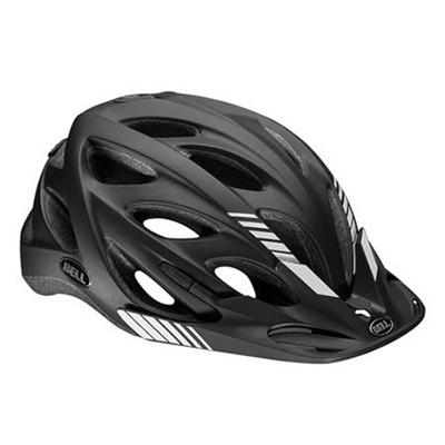 ◆即納◆ベル(BELL) MUNI/ミューニー ヘルメット 自転車 サイクリング URBAN アーバン マットブラックヴィス M/L 54-61 7041451 【ロード クロス サイクル バイク 通勤】の画像