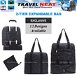 Luggage / Organizers / Foldable / Expandable Travel Bag / Cabin Bags / Backpack / Travel Bag / Quality Assured