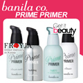 Banila Co PRIME PRIMER 妝前底霜 (30ml)/[banila co] prime primer Classic Matte/ classic /Hydrating/ Purity/ BBcream/Base get it beauty