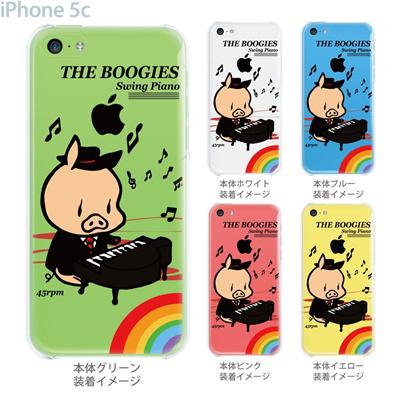 【SWEET ROCK TOWN】【iPhone5c】【iPhone5cケース】【カバー】【スマホケース】【クリアケース】【Clear Arts】【アート】 46-ip5c-sh2012の画像