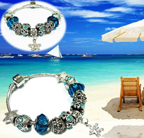 【MyShoppingPlace】 ★ Charm Bracelet ★ Best Gift Ideals ★ Bracelets Gift Collection ★ Free Charms /Beads /Pouch ★Bangles/wristlet★Jewelry/Jewellery Fashion Dress Accessories ★Sale★SG Seller★
