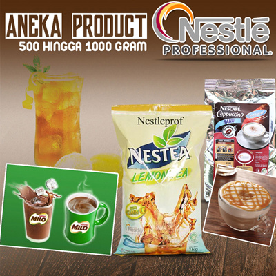 Buy Profesional Nescafe Classic/Nescafe Latte/Nestle Milo Hot Mix Avalaible 13 Type Deals for only Rp52.500 instead of Rp62.500