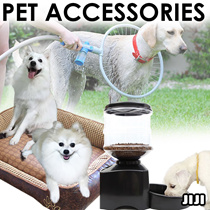 ★Pet Feeder/Launcher ★Woof Washer ★Dog Bed ★Accesories ★LCD Display ★Portion Control Display