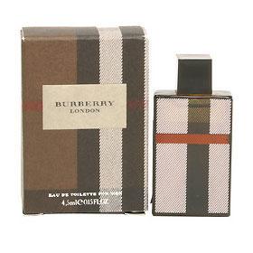 【バーバリー】 バーバリーロンドン フォーメン 4.5ml EDP オードパルファム  ミニボトル[ 香水 / フレグランス ] 【BURBERRY】の画像