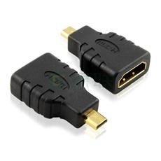 TYPE D☆HDMI-Micro HDMI 変換アダプタ☆Ver1.3 1080pサポート