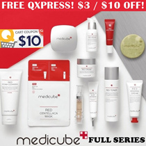 [$20 OFF!!] Medicube Red Line Series ♥ Korea No.1 Skin Care ♥ Premium Acne Solution ♥ PROVEN RESUL