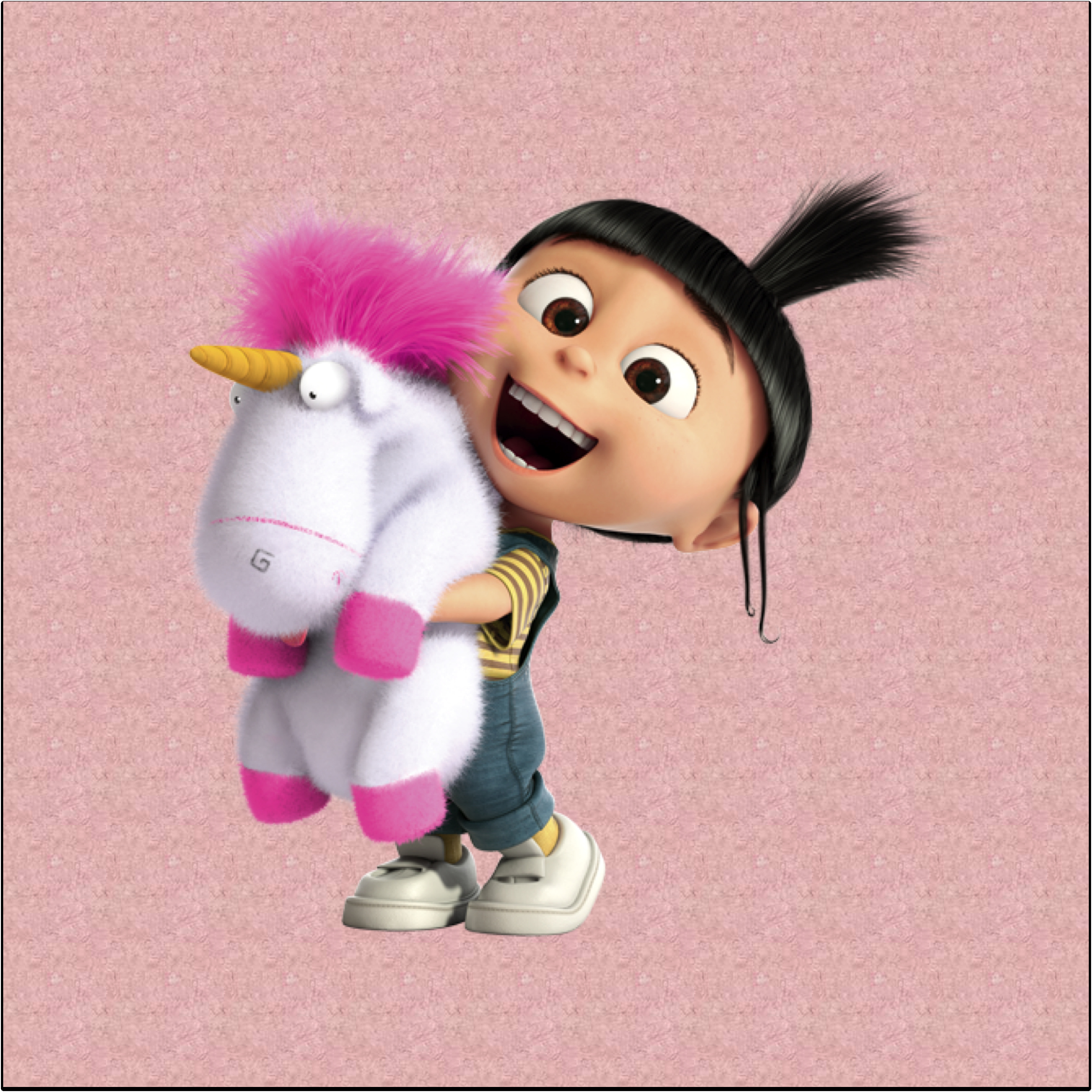 LanguageDespicable Me Unicorn Drawing