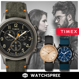 [BEST OF 2018] TIMEX New Arrival Watches For Men and Ladies. Free Shipping!