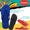 2017 SS New Arriva!New Color Added Havaianas TOP Filp flop Local Fast Shipping