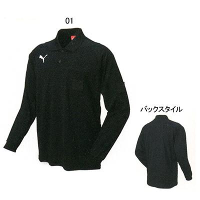 プーマ (PUMA) 長袖レフリーシャツ 900406 [分類:サッカー レフリーシャツ] 送料無料の画像