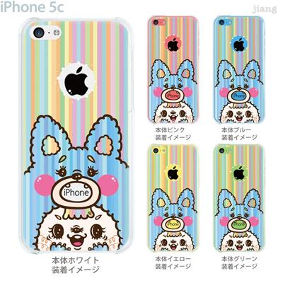 【iPhone5c】【iPhone5c ケース】【iPhone5c カバー】【ケース】【カバー】【スマホケース】【クリアケース】【クリアーアーツ】【Clear Arts】【キャラクター】【みうらのぞみ】 54-ip5c-mn0003の画像