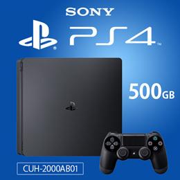 ★数量限定★プレイステーション4 HDD 500GB ジェット・ブラック CUH-2000AB01