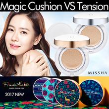 [MISSHA] ★ M Magic Cushion SPF50+/PA+++ / M Magic Cushion Moisture SPF50+/PA+++ 15 g / Refill
