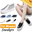 ◆Stylish ☆Comfortable Sneakers for Women◆Daily Fashion Shoes/ Slip-on shoes/ 6 styles/ 35~40 sizes