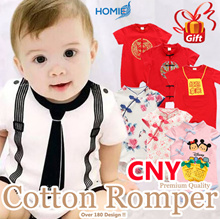 ROMPER💥Premium Quality 💥20/1/2018 / 100% cotton baby rompers/baby clothes/