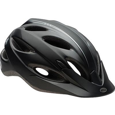 ベル(BELL) ヘルメット PISTON / ピストン ACTIVE マットブラックオンブル UA/54-61cm 【自転車 サイクル レース 安全 二輪】の画像