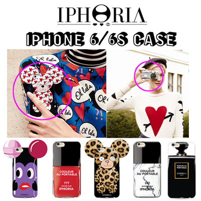 qoo10 iphoria qoo10 exclusive iphone6 6s case iphone6 6scase iphone case i mobile devices. Black Bedroom Furniture Sets. Home Design Ideas