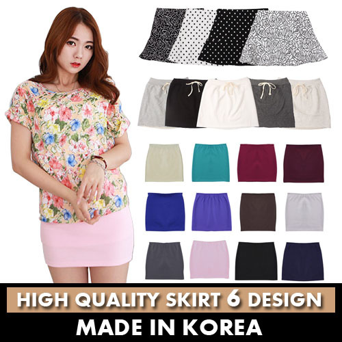 ?Korea Style Skirts 6 Designs?Skorts/Shorts/Comfy Skirts/Pants?Soft?Light?Charming?Gifts?Sale?/korean fashion/Summer/Made in Korea/Comfort Material/High Quality Low Price Deals for only S$35.9 instead of S$0