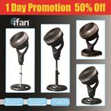 *ONE DAY OFFER*ifan STAND/DECK/TABLE FAN - 1 YEAR WARRANTY