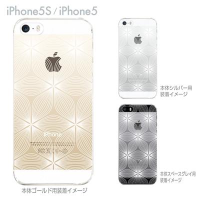【iPhone5S】【iPhone5】【iPhone5sケース】【iPhone5ケース】【カバー】【スマホケース】【クリアケース】【チェック・ボーダー・ドット】 21-ip5s-ca0018の画像