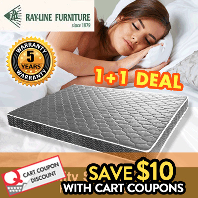 Quality Single 5 Inch Foam Mattress | 1 Deals for only S$299 instead of S$0
