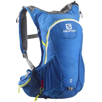 サロモン(SALOMON) アジャイル(AGILE2) 12 SET Union Blue L37375300 【アウトドア スポーツ 鞄 バックパック バッグ】の画像